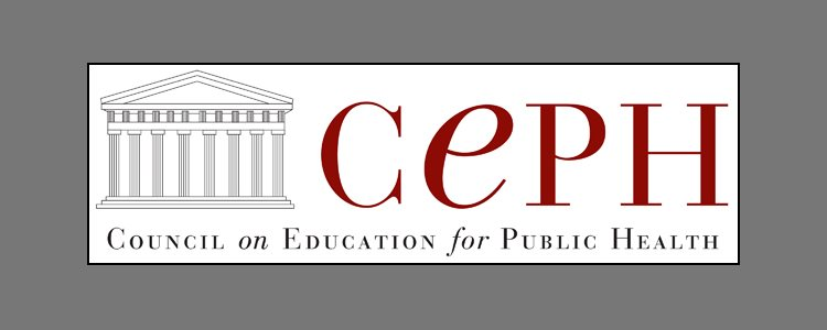 The Program in Public Health successfully concluded its reaccreditation process, culminating in a 7-year term of accreditation by the Council on Education for Public Health (CEPH), extending to July 1, 2021.